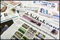 Oplages grootste kranten dalen het hardst