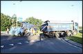 Ongeval tussen twee vrachtwagens op N381 [+foto]