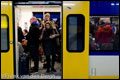 Veel klachten over volle treinen