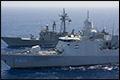 Weer marinepersoneel over de schreef op schip