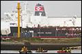 Russische olietanker aangekomen in Rotterdam
