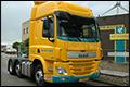 25 nieuwe DAF CF Space Cab Euro 6 trekkers voor De Rijke