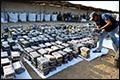 Politie vindt 3,3 ton coke in lading steenkool voor België en Spanje [+foto]