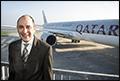 Qatar Airways neemt eerste A350 XWB in ontvangst