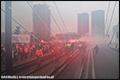 Havenarbeiders veroorzaken veel overlast tijdens protest in Rotterdam [+foto]