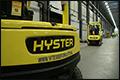 Estron Groep hernieuwt keuze voor Vitesse vorkheftrucks en Heffiq