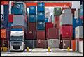 Fractie meer goederen overgeslagen in Rotterdam