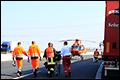 Zwaargewonde bij bizar ongeval op Duitse A40 [+foto]