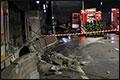 Vrachtwagenchauffeur omgekomen bij brand in Heinenoordtunnel [+foto]