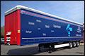 4 Krone Profi Liners voor Timmerman Transport