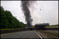 Klapband oorzaak dodelijk ongeval Heinenoordtunnel
