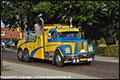 Scania Vabis torpedo toertocht en 50 jaar Scania Zwolle [+foto's]