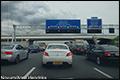 Drukte op snelwegen door einde herfstvakantie