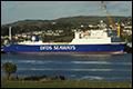 DFDS vergroot capaciteit vrachtroute Rotterdam-Immingham