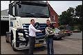 Nieuwe Mercedes Actros voor Feenstra Int. Transport