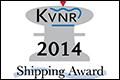 Drie genomineerden voor KVNR Shipping Award 2014