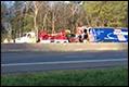 Vrachtwagenchauffeur anderhalf uur bekneld na ongeval Belgische E40 [+foto&video]