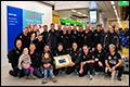 Iveco/DeRooy/Petronas team weer veilig terug in Nederland