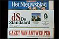 Kranten België scoren met digitale edities