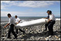 Aangespoeld stuk vliegtuigvleugel Réunion is van MH370