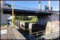 Beperking capaciteit sluis Weurt op Maas-Waalkanaal