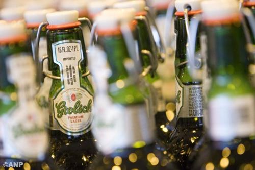 Bierfanaten stappen naar rechter om bierfusie