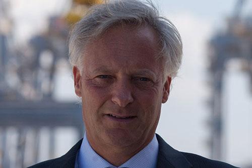 Ronald Lugthart verkozen tot Havenman van het Jaar 2015