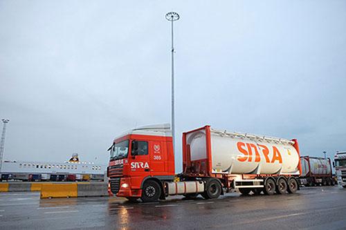 Den Hartogh neemt vloeibare chemische bulk activiteiten Sitra-Groep over