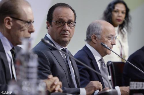 Ontwerp klimaatovereenkomst voorgelegd