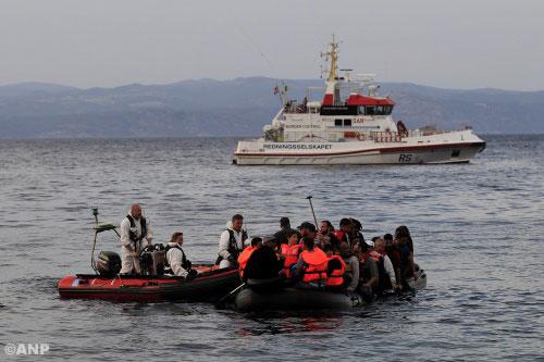 'Meer bevoegdheden voor EU-grensbewaking'