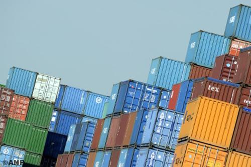 Export groeit gestaag door