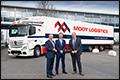 Tien Mercedes-Benz Actros trekkers voor containertransport Mooy Logistics