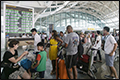 Luchthaven Bali weer dicht door vulkaan
