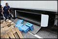 Franse douane vindt 336 kilo Cannabis in Spaanse vrachtwagen [+foto]