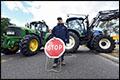 Ook woensdag weer acties van Franse boeren op Franse snelwegen [update]