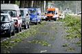 Stormschade in hele land