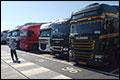 Stakers Calais: woensdag rustdag, donderdag en vrijdag hardere acties