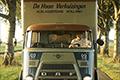 DAF-vrachtwagen Bertie is al vijftig jaar de lieveling van De Haan Verhuizingen [+video]