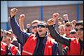 Morgen opnieuw werkonderbreking bij offshorebedrijf Heerema Zwijndrecht