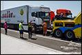 Kettingbotsing met vrachtwagen op A16 bij Galder [+foto]
