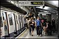 Londen zoekt alternatief vervoer door staking metropersoneel