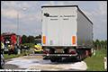 Ernstig ongeval tussen vrachtwagen en motorrijder op A28 [+foto]