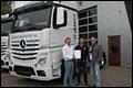 Albers Transport ontvangt Keurmerk Transport & Logistiek