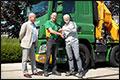 Drie nieuwe Daf voertuigen voor Boerman Transport