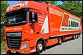 Nieuwe DAF XF 410 FT voor J. Heebink Logistic Services