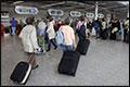 Aantal passagiers op luchthavens toegenomen