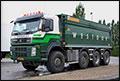 Gestolen vrachtwagen van Westdijk Exceptioneel Transport teruggevonden [+foto's]