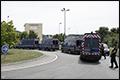 Frankrijk verhoogt dreigingsniveau na aanslag