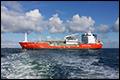 Honderdste LNG-tanker Coral Anthelia arriveert in Rotterdam