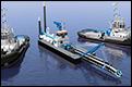 Argentijnse coöperatie koopt drie Damen-schepen